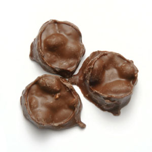 Chocolate Peanut Clusters 2