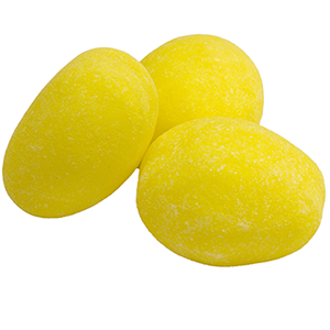 Lemon Drops Sanded